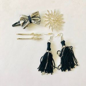 Free accessories w/ minimum $5 purchase